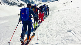 Abenteuer Alpen - Die Skitour des Lebens (2/3)