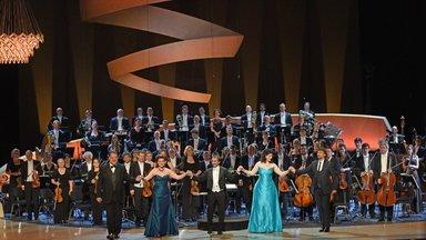 Musik Und Theater - Klassik-gala Aus Baden-baden