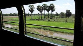 Im Luxuszug von Bangkok nach Laos