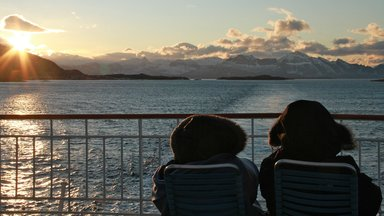 Zdf.reportage - Zdf.reportage Abenteuer Hurtigruten - Winterzauber Am Polarkreis