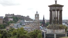 Edinburgh, da will ich hin!