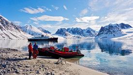 Mit Kapitän Karlsen in die Arktis