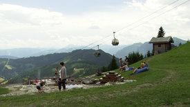 Der Sonne entgegen - Urlaub auf Salzburgs Bergen