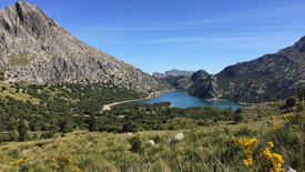 Die Bergwelt Mallorcas